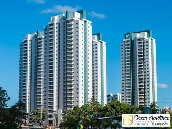 Apartamento Greenville Atmos Patamares, Salvador - Ap00564 - 33576112