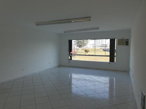 Imagem 1 de 5 de Sala Para Aluguel, 1 Vaga, Jardim Do Mar - São Bernardo Do Campo/sp - 86406