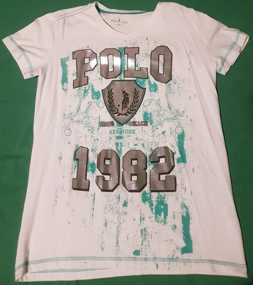 Playera Polo Club Original