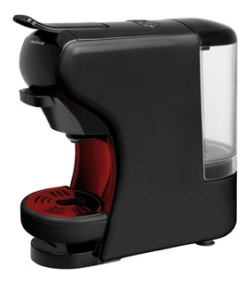 Cafetera Kanji Multicápsula KJH-CM1500MC01 Negra 220V