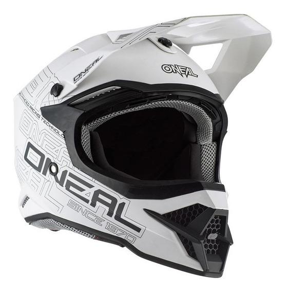 Capacete Motocross Oneal 3series Flat 2.0