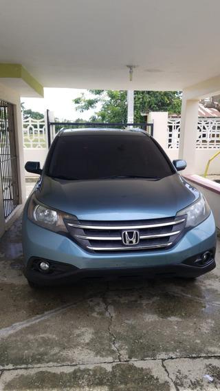 Honda Cr-v Especial Full