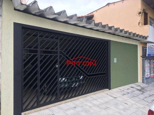 Imagem 1 de 19 de Casa Com 2 Dormitórios À Venda, 110 M² Por R$ 500.000,00 - Penha De França - São Paulo/sp - Ca0653