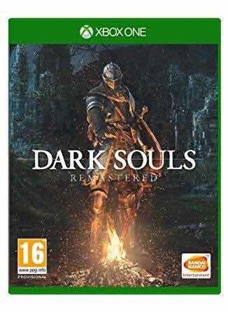 Dark Souls Remastered Xbox One Digital Online Envio I