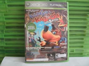 Banjo E Kazooie & Viva Pinata Xbox 360 Mídia Físca