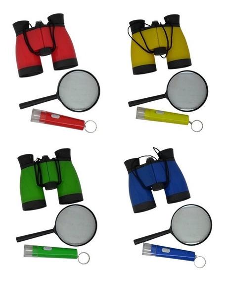 Kit Detetive Do Prédio Azul (colorido) 69 Pçs (23 Kits)
