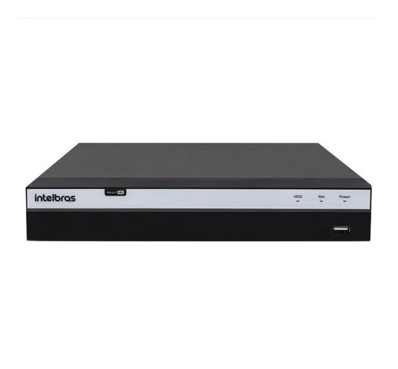 Dvr Intelbras 4 Canais Mhdx 3104 Hdcvi Full Hd 1080p 5 Em 1
