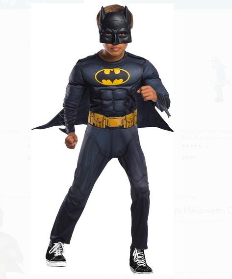 Disfraz De Batman Niños