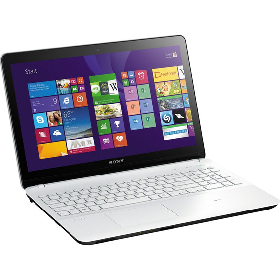 Notebook Sony Vaio I5 8gb Ram, 500gb De Hd Garantia
