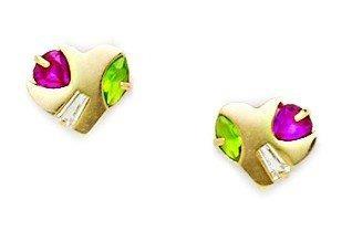 Aretes De Moda Para Mujer Mde184561y Jewelryweb
