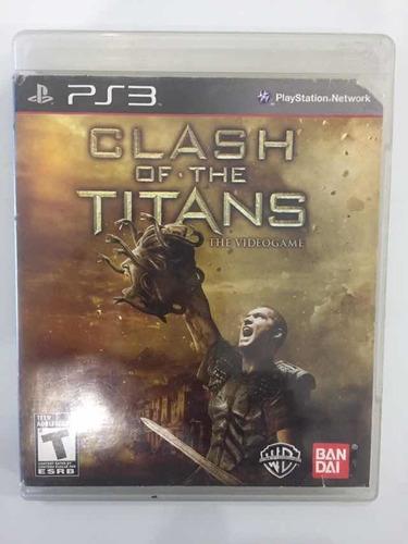 Clash Of The Titans Ps3 800