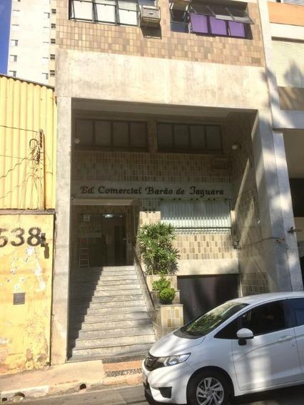 Sala À Venda, 40 M² Por R$ 125.000 - Centro - Campinas/sp - Sa0077