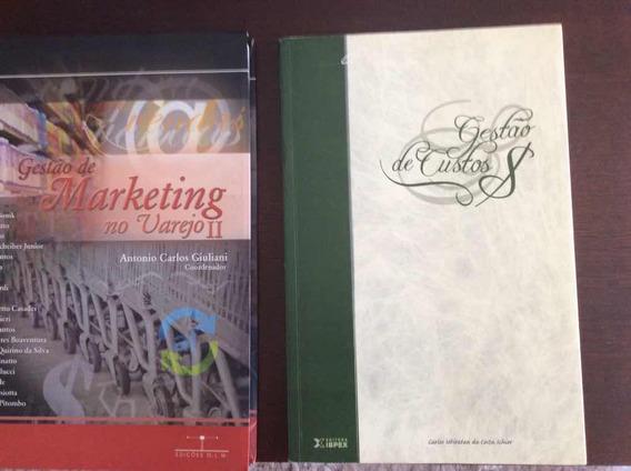 Gestão De Marketing No Varejo Vol 1 E 2 Fisico