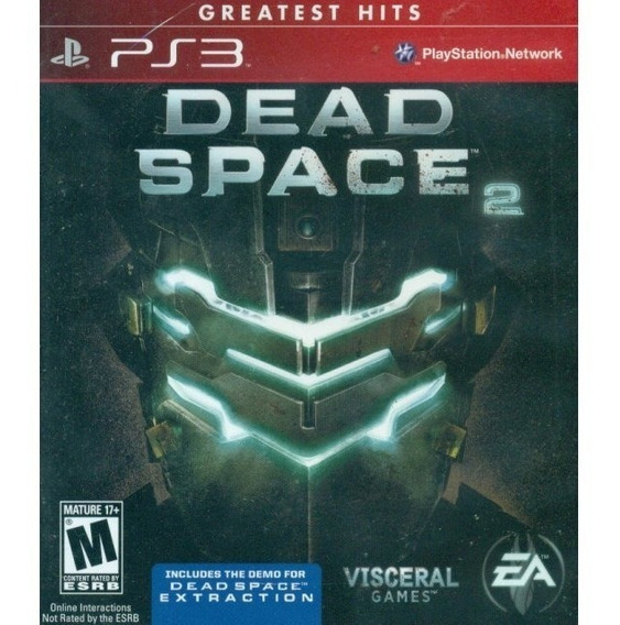 Dead Space 2 Ps3 Psn - Midia Digital