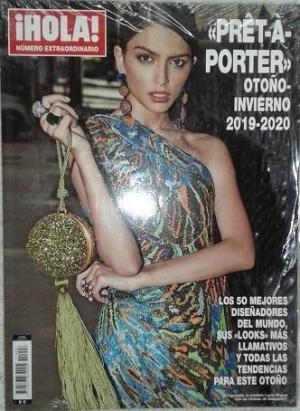 Revista Hola Moda Prêt -à- Porter Otoño - Invierno 2019-2020