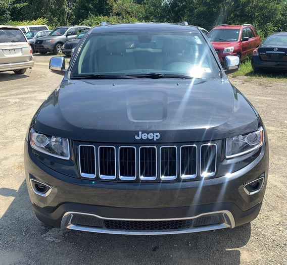 Jeep Grand Cherokee Limited 2014 4x4