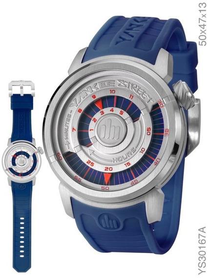 Relógio Extreme Masculino Yankee Street Ys30167a