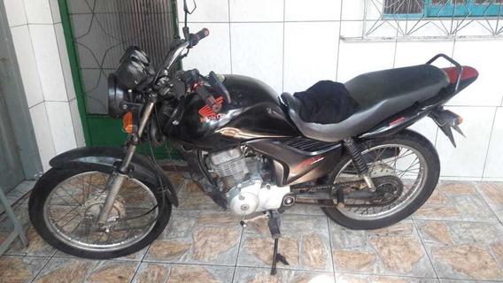 Cg Fan Ks 125cc Preta 2012 Doc Ok.
