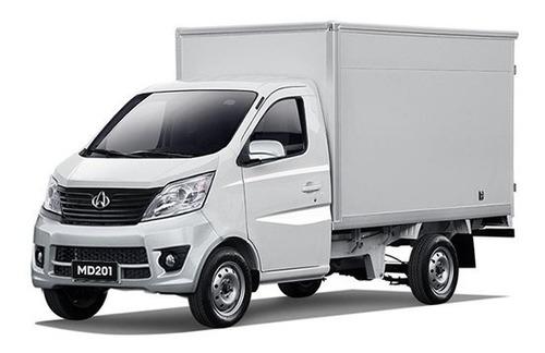 Imagen 1 de 11 de Utilitario - Changan Md 201 Cargo Box (camioneta De Trabajo)