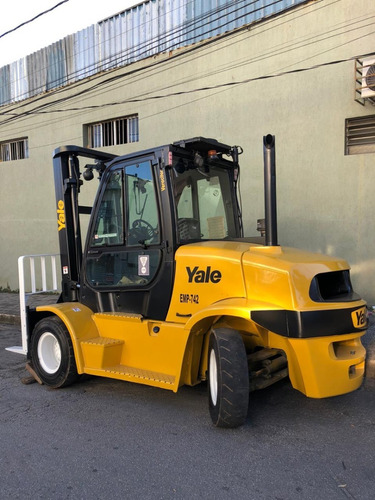 Empilhadeira Yale  2013 ( Diesel)
