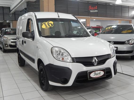 Renault Kangoo 2016 1.6 Flex Para Trabalho/espaçoso