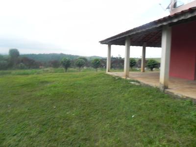 (k.a) Chacara 24200m² Em Santa Isabel Com Salão De Festas