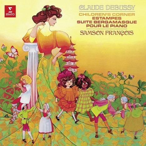 Childrens Corner - Debussy (vinilo)