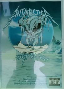 Dvd Metallica Live In Antártica - Freeze Em All