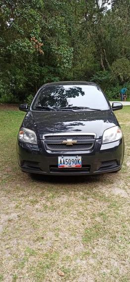 Chevrolet Aveo Lt 2011 Autmatico