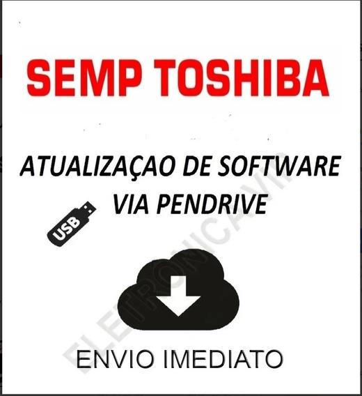 Atualização Software Para Tv Semp Toshiba Le3278i(a)