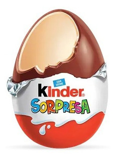 Huevo Kinder Sorpresa X 6u Mercado De Golosinas