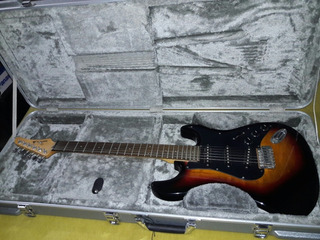 Guitarra Samick Stratocaster Korea