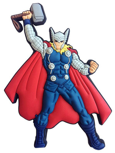 Thor 02 Ima Decorativo Em Pvc - Bonellihq E19