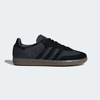 Zapatillas Adidas Samba Cuero Negras Mujer Talle 36 en Bs.As ...