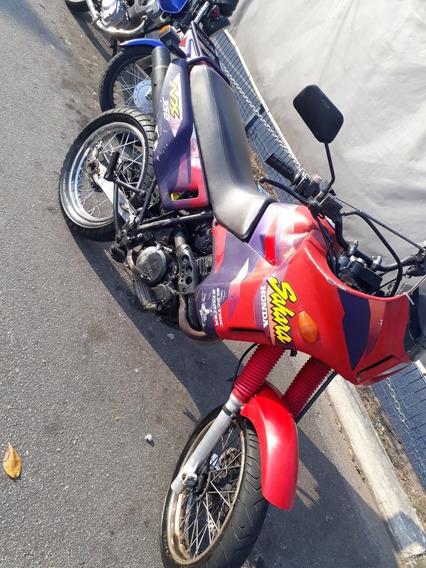 Honda Sahara Nx350cc