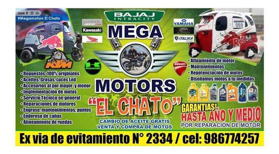 Taller De Moto En Cajamarca