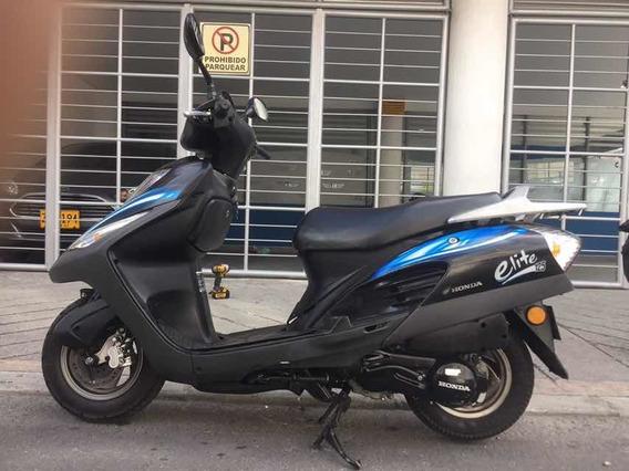 Moto Honda Elite, Barata, $1