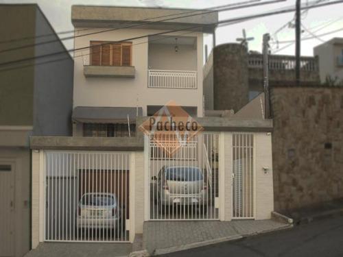 Sobrado Na Penha, 3 Dormitórios(1 Suíte), 3 Vagas, 177m², R$875.000,00 - 915