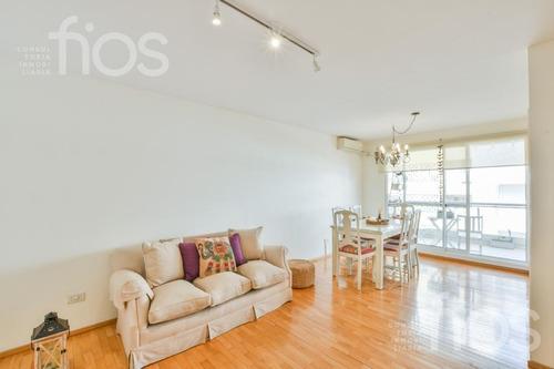 Venta-departamento - 2 Dormitorios-semipiso-zona Rio- Cochera-balcon-2 Baños-centro Este