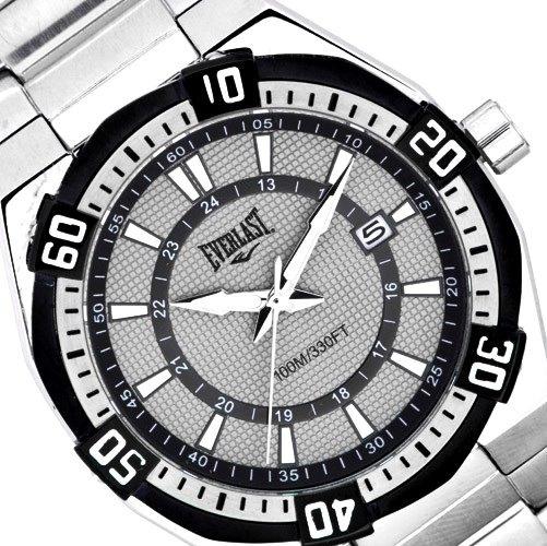 Relógio Everlast Masculino Original Analógico Esportivo Prat