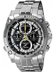 Relógio Bulova 96b175 Precisionist Uhf 262 Crono Original