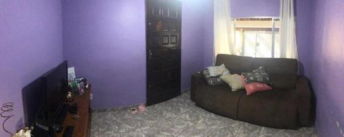 Casa Com 2 Dormitórios À Venda, 185 M² Por R$ 420.000,00 - Parque Panamericano - São Paulo/sp - Ca0505