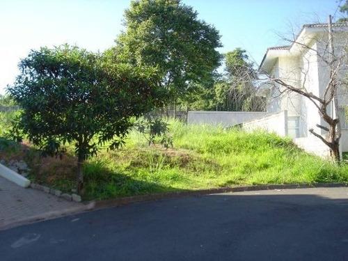 Terreno À Venda Em Condomínio Florada Da Mata - Te186215