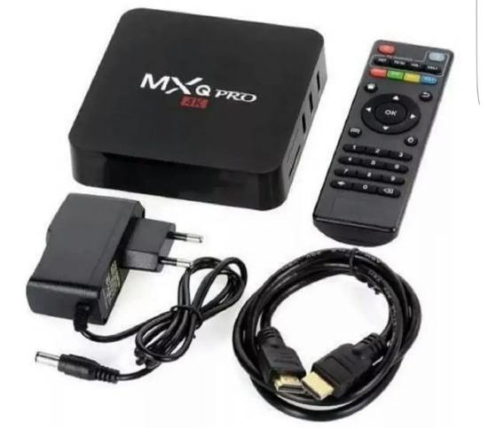 Conversor Smart Tv Box 5g 4ram 32gb Android 9.1 Quad Core