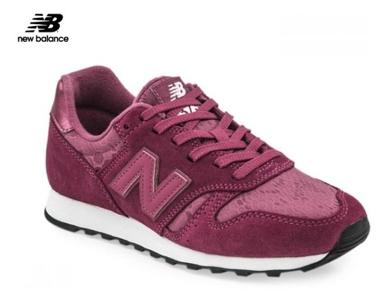 Zapatillas New Balance W373 Color Purpura
