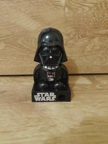 Miniatura Boneco Não Articulado Darth Vader Star Wars C/ Som