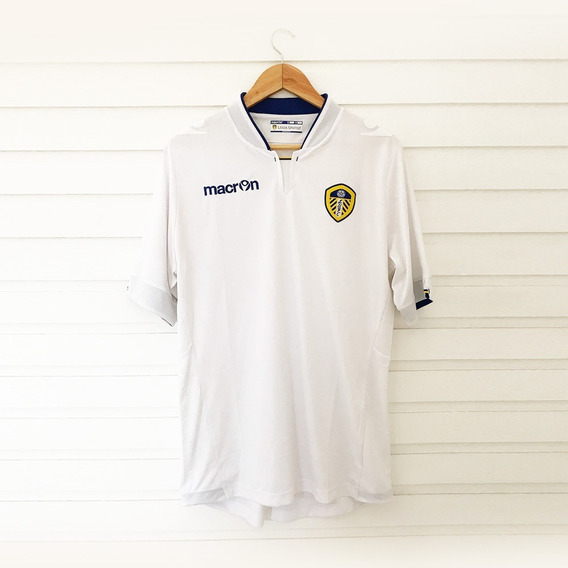 Camisa Leeds United 2014-2015 - @timesdomundofc