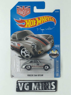 Hot Wheels Showroom Porsche 356a Outlaw Magnus Walker
