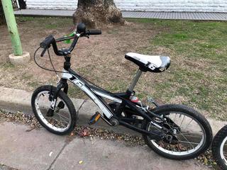Bicicleta Rodado 16 Varón