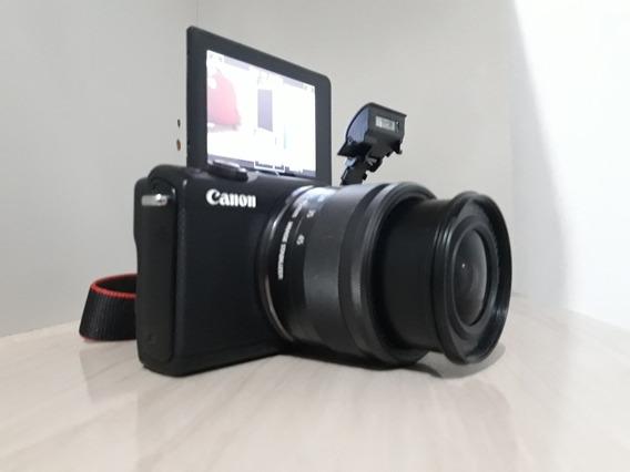 Câmera Canon Eos M100